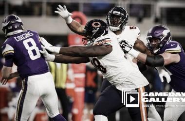 Cousins no ha podido llevar a que los Vikings repitieran presencia en playoffs en su primera temporada en Minnesota | Foto: ChicagoBears.com
