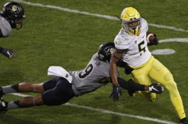 Colorado Falls To Oregon For Fifth Straight Time