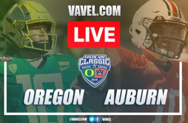 Touchdowns and Highlights: Oregon Ducks 21-27 Auburn Tigers, 2019 College Football