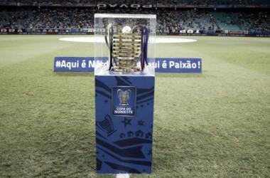 CBF sorteia grupos para disputa da Copa do Nordeste de 2016 sem clássicos estaduais