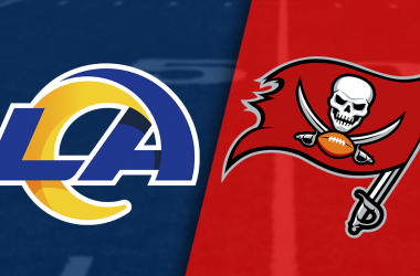 Summary and touchdowns of Tampa Bay Buccaneers 24-34 Los Angeles Rams in MLB 2021