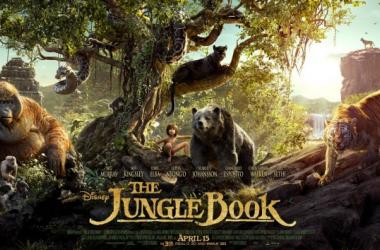 Cartel promocional de 'El libro de la selva' (Foto: Disney)