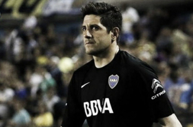 Recuperado, Orion pudo estar frente a River. Foto: Web.