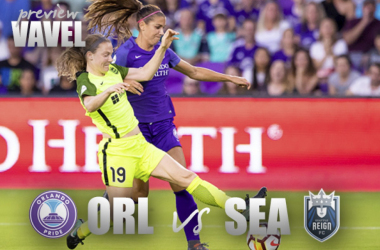Orlando Pride vs Seattle Reign: Critical game in the battle for second.