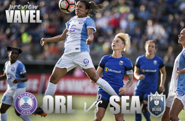 Seattle Reign travel to the east coast to face Orlando. | Photo Montag: VAVEL USA