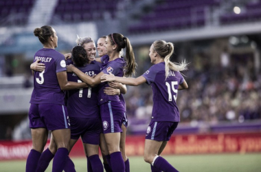 The Pride earned three points at home | Photo: Mark Thor - Orlando Pride