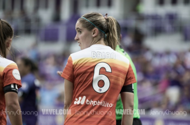 Morgan Brian will be out for at least this weekend's slate of game | Source: Jenny Chuang - VAVEL USA