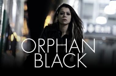 Cartel promocional de 'Orphan Black'(Foto: BBC America)