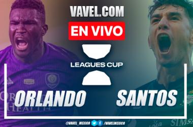 Resumen y gol: Orlando City 0-1 Santos Laguna en Cuartos de Final de Leagues Cup 2021
