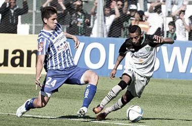El ex defensor del Palermo jugó muy poco en el Tomba. Foto: Web.
