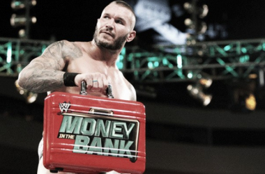It was Orton's night in the main event. Photo- WWE.com