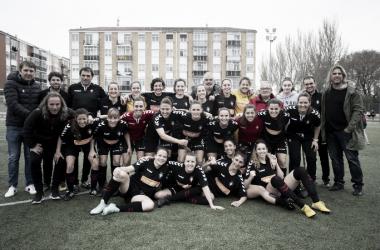 Una temporada inmejorable para Osasuna Femenino