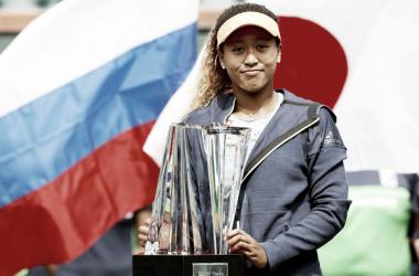 Previa WTA Premier Mandatory Indian Wells 2019: primera prueba de fuego para Osaka