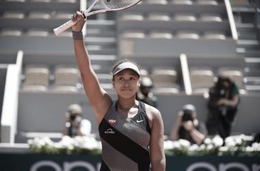 Bombazo: Osaka se retiró de Roland Garros