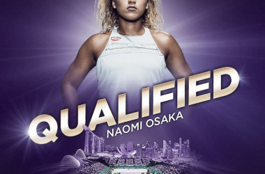 Naomi Osaka will make her debut in Singapore | Photo: WTA