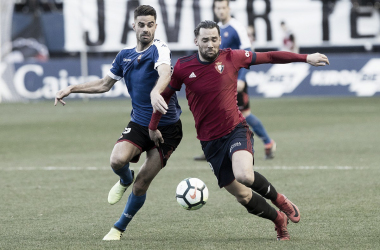 El Reus planta cara a Osasuna
