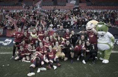 Repaso a la gran temporada de Osasuna Femenino