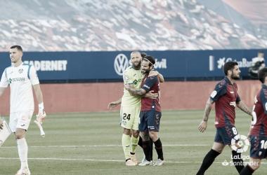 Osasuna vs Getafe, 19/20 // Fuente: LaLiga