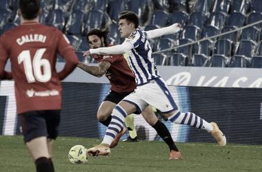 Real Sociedad - Osasuna: puntuaciones de la Real Sociedad en la jornada 17 de LaLiga Santander