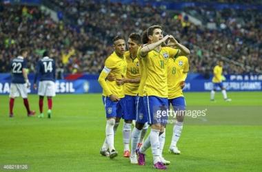Oscar, Thiago Silva and three others make Selecao come-back