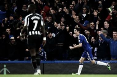Un cinico Chelsea riconquista la vetta: i Blues battono 2-0 il Newcastle