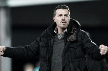 Óscar García volverá a la que fue su casa para estrenarse como entrenador del Celta de Vigo   Foto: Efe