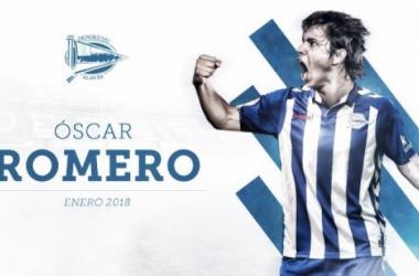 Alavés anuncia chegada por empréstimo do paraguaio Óscar Romero