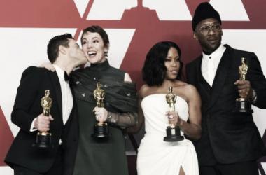 Ganadores del Óscar | Foto: AFP