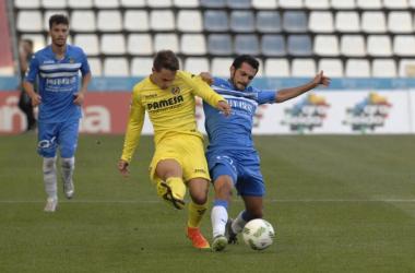 Guillem Martí rescata un punto para el Lleida ante el Villarreal B