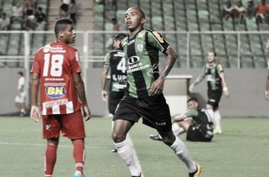 América-MG vence Villa Nova-MG e se reabilita no Campeonato Mineiro