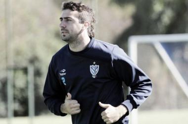Vélez entrena pensando en Boca