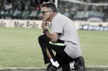 """Juan Carlos Osorio Arbeláez: """"Tenemos un muy buen equipo para competir por la Sudamericana"""""""