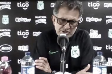 """Juan Carlos Osorio: """"Vamos a presentar un muy buen equipo tanto contra Millonarios como contra River"""""""