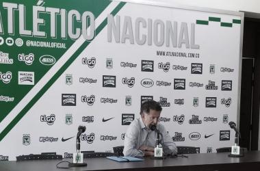 """Juan Carlos Osorio: """"Al final creo que se ganó con autoridad, en una cancha difícil"""""""
