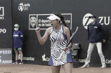 Foto: prensa WTA de Bogotá