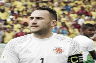 David Ospina, arquero de la Selección Colombia / Jeshimy Quiñones, Vavel.