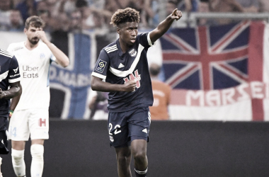 Gerson dá assistência, mas Bordeaux reage e consegue empate contra Marseille no Vélodrome