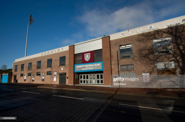 Turf Moor is set to welcome back supporters for only the second time in 17 months