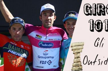 Giro d'Italia 2018 - Gli outsider