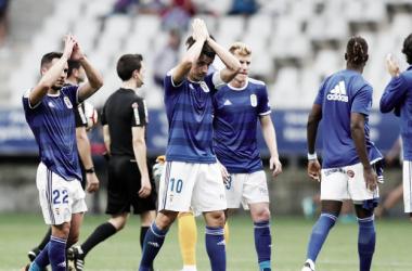El mundo al revés | Imagen: Real Oviedo