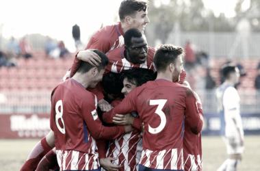 FOTO: A. Molina (Atlético de Madrid)