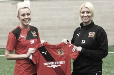 Sheffield Ladies wrap up Hanson, Wild signings