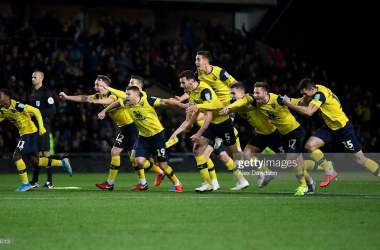 Jimmy Floyd Hasselbaink's post-Oxford United comments: Positive performance, injury update and striker search