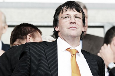 Blackpool owner banned for six weeks