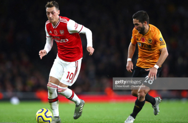 Does Mesut Ozil deserve to play regularly and whether he has shown enough to cement his place in the starting XI?