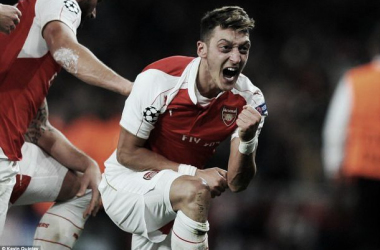 Arsenal - Everton Preview: Can Ozil and co maintain hot streak?