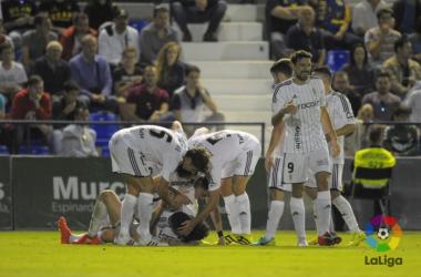 Previa Real Oviedo - CD Lugo: estilos enfrentados (Fotos: www.laliga.es)