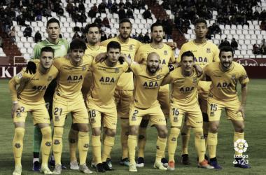 Once inicial del Alcorcón ante el Albacete | LaLiga 1|2|3