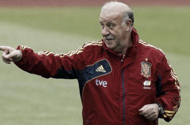 Vicente del Bosque orienta a Espanha desde 2008 (Foto: lainfo.es)