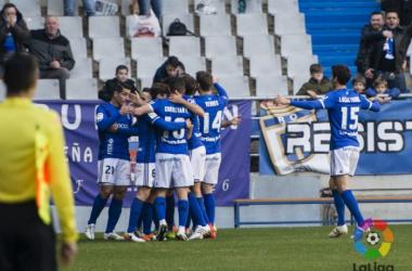 UD Almería - Real Oviedo: romper la dinámica a domicilio. (Foto: www.laliga.es)